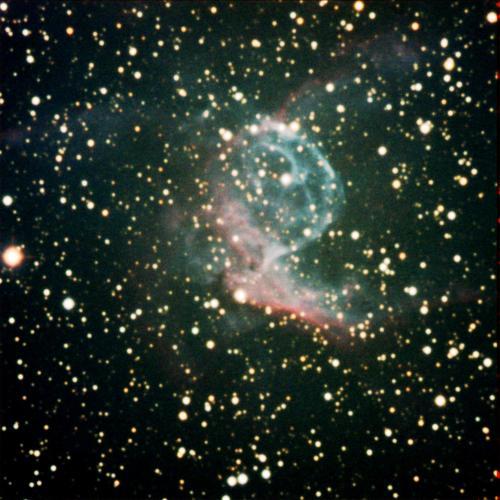 Thors Helmut Nebula
