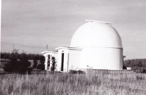 Observatory Construction