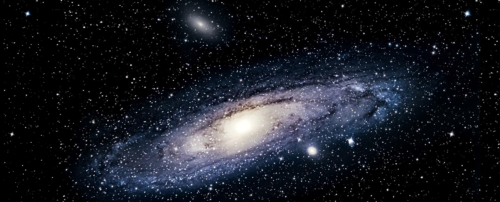 Andromeda Galaxy by Dave Wilkins - July 2020