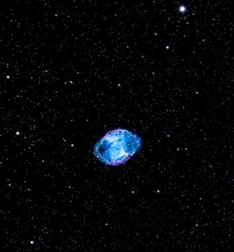 Dumbell Nebula - 2019