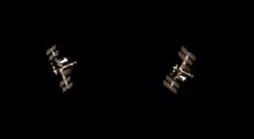 ISS - Oct 2019 by Tom Traub