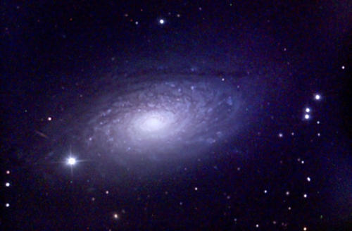 M63 NGC5055 Sunflower Galaxy