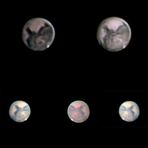 Mars collage - Oct 2020 - Tom Traub