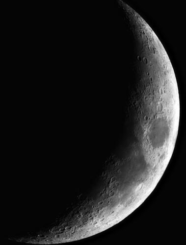 Moon composite - Tom Traub